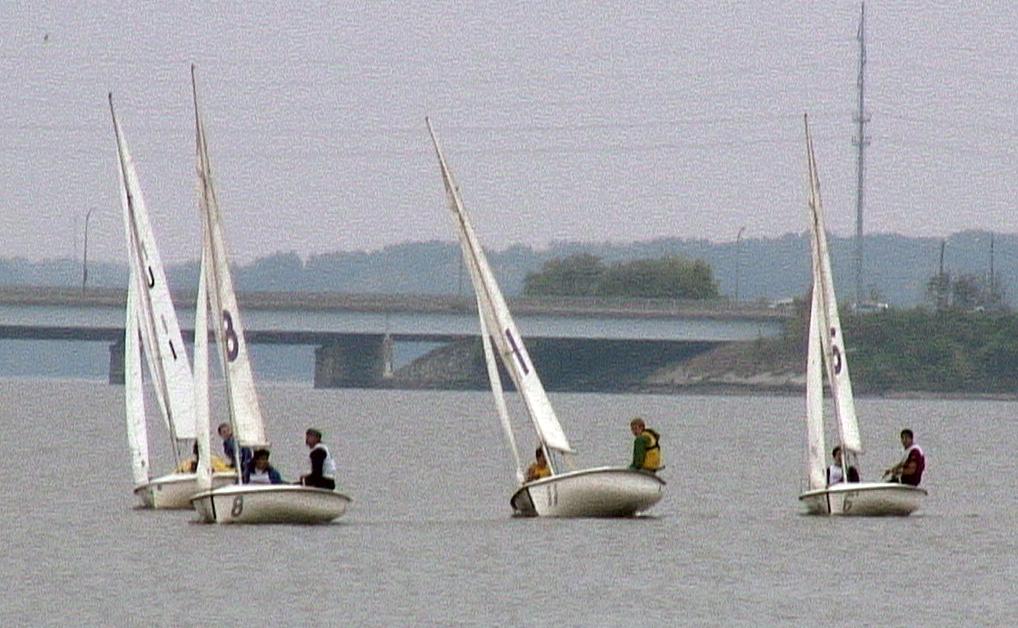 Boat 11 race